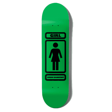Girl Bannerot 93 Til Skateboard Deck - 8.25""
