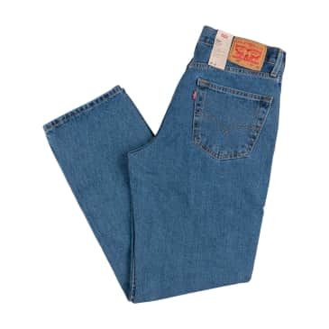 Levi's 550 Relaxed fit denim