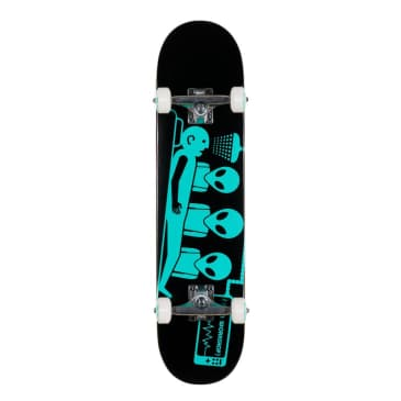 Abduction Black/Teal Complete - 7.5