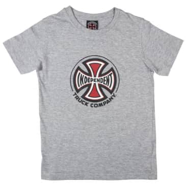 Independent Truck Co. Logo Youth T-shirt - Grey
