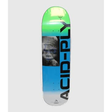 Quasi Skateboards Chembaby 2 Skateboard Deck 8.375""