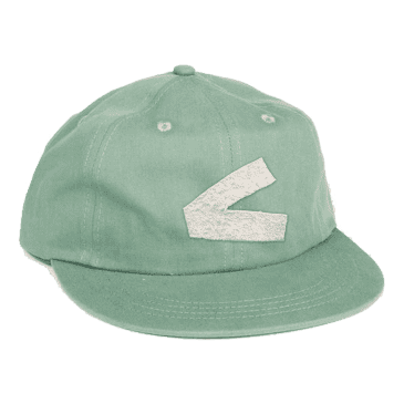 LESS THAN LOCAL - < Team Patch Hat Green