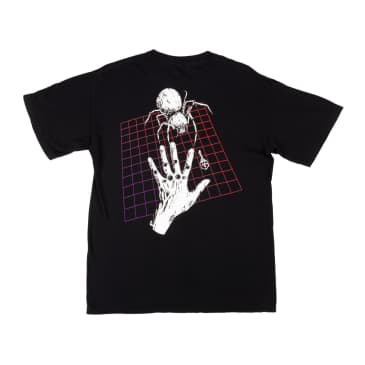 WELCOME Gateway Garment Dyed Tee Black