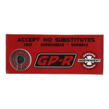 Independent GP-R Bearings