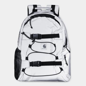 Carhartt WIP Flect Kickflip Backpack Reflective Grey