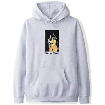 Butter Goods Tijuana Moods Pullover Hoodie - Heather Grey