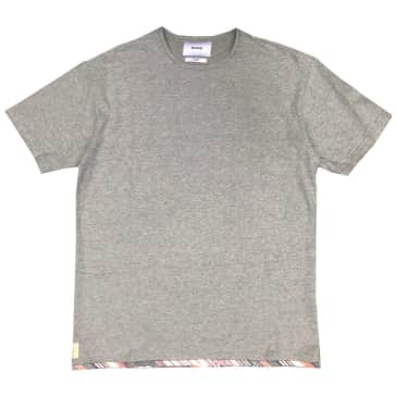 Kennedy The Luxe Tee Heather Grey