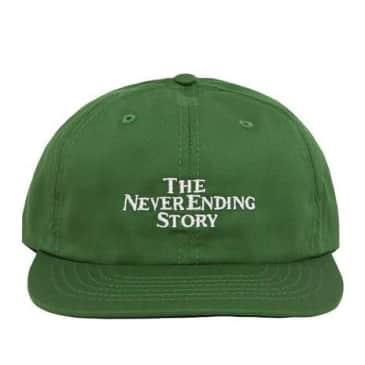 Alltimers Never Ending Story Cap - Kelly Green