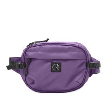 Polar Skate Co Cordura Hip Bag - Purple