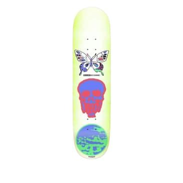 """Quasi Crockett Mode Skateboard Deck - 8.5"""""""