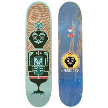 "Darkroom Robotron Skateboard Deck - 7.75"""