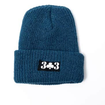 303 Boards - 303 X LowCard Beanie (Multiple Colors)