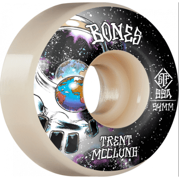 BONES STF WHEELS - MCCLUNG UNKNOWN V1 STANDARD 99A (54mm)