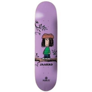 "Element x Peanuts Eudora Jaakko Skateboard Deck - 8.25"""