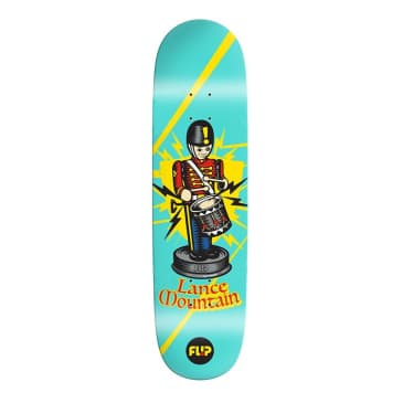 "Flip Mountain Tin Toy 8.75"" Deck"