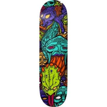 Deathwish Skateboards Neen Williams Neen Spew 3 Twin Skateboard Deck - 8.125