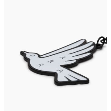 by Parra Static Flight Key Chain - White