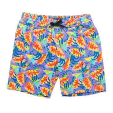 The Quiet Life Bryant Knit Shorts - Multi