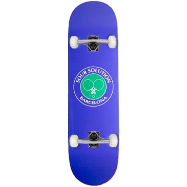 Sour Solution - Sour Social Club - Complete Skateboard - 8.75""