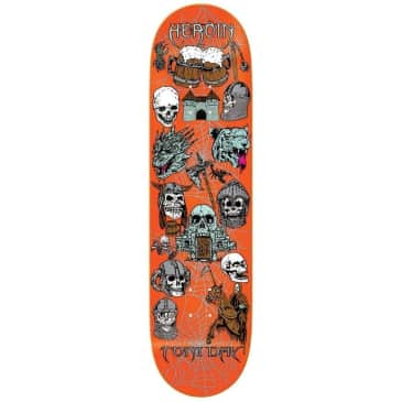 """Heroin - Tom Day Video City Deck (8.5"""")"""