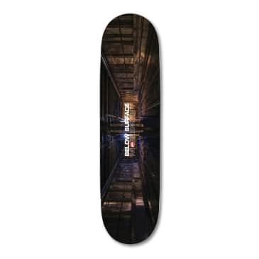 Hopps Skateboards Team Below Surface Movement Deck