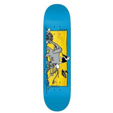 "Krooked ""Sebo Marathon"" Skateboard Deck 8"""