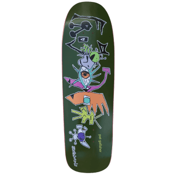 Frog Skateboards - Pat G Craziest Dream Deck - 9.6""