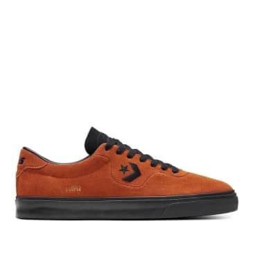 Converse CONS Louie Lopez Pro Ox Shoes - Amber Sepia / Black / Black