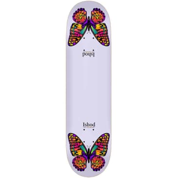 Real Ishod Monarch Twin Tail Slick Deck - (8.3)