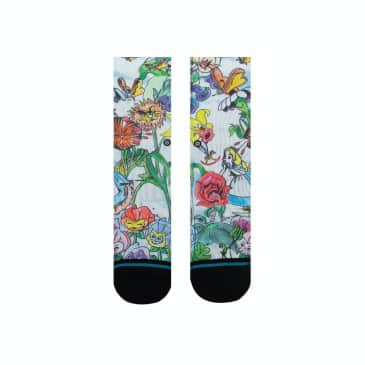 Stance Golden Afternoon Kid's Socks - Off White