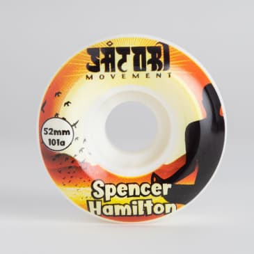 Satori - Spencer Hamilton Wheels 52mm