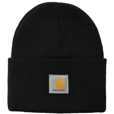 Carhartt WIP Acrylic Watch Beanie - Black