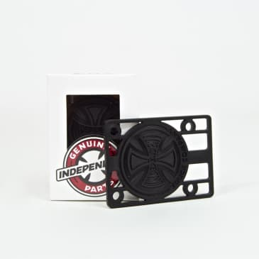 """Independent - 1/8"""" Indy Riser Pads"""