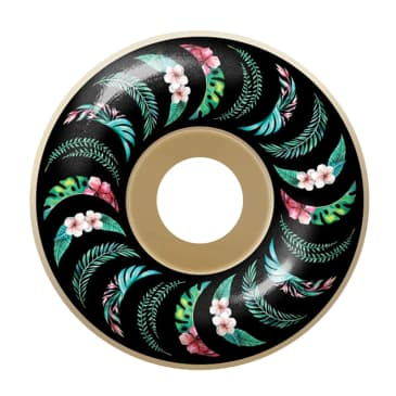 Spitfire Formula Four Floral Skateboard Wheel Classic 52mm 101a