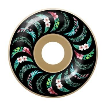 Spitfire Formula Four Floral Skateboard Wheel Classic 52mm 101a