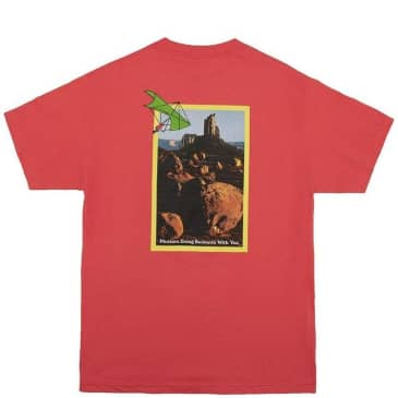 Alltimers Adventures T-Shirt - Coral