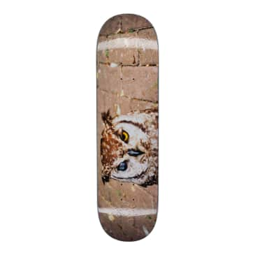 Fucking Awesome Owl Dill Deck - 8.38""