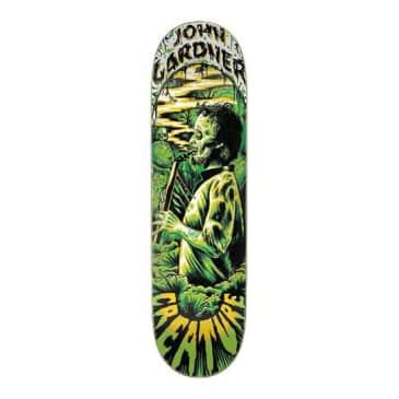 Creature Skateboards Gardner Horrifico Deck 8.51