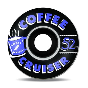 Sml Wheels - SML Coffee Cruiser Bruisers 78a 52mm Wheel Set