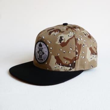 Post Hats & Details Camo Hydrant II