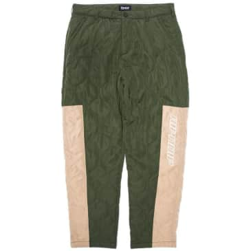 Ripndip Kyoto Military Pants - Olive / Tan