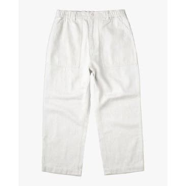 RVCA Neutral Hemp Relaxed Fit Pant