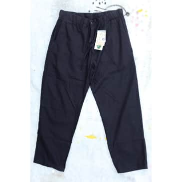 Hemp Pants - Black