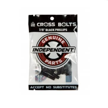 """Indy Cross Bolts Hardware - Phillps 7/8"""""""