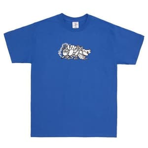 Alltimers - Grass Copper T-Shirt - Royal Blue