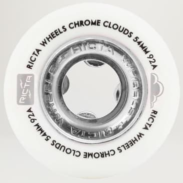 Ricta Chrome Clouds Silver 92a (Assorted Sizes)