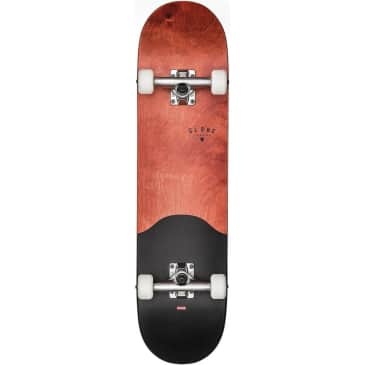 """Globe - 7.75"""" G1 Argo Complete Skateboard (Red Maple / Black)"""