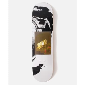 """Poetic Collective - Half and Half #3 Deck - 8.5"""""""