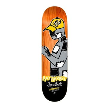 """Krooked Ray Barbee Redux 8.25"""" Deck"""