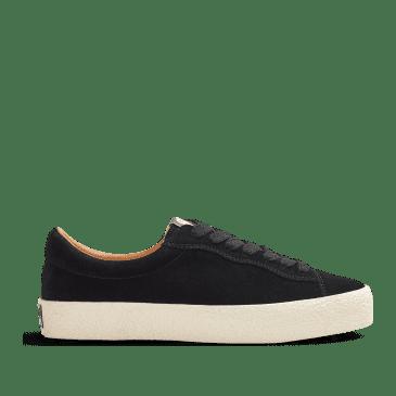 Last Resort AB VM002 Suede Lo Skate Shoes - Black / White